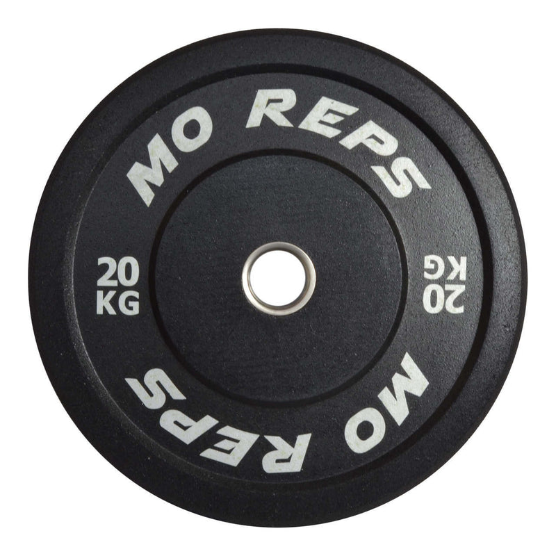70Kg Bumper Plate & Barbell Package