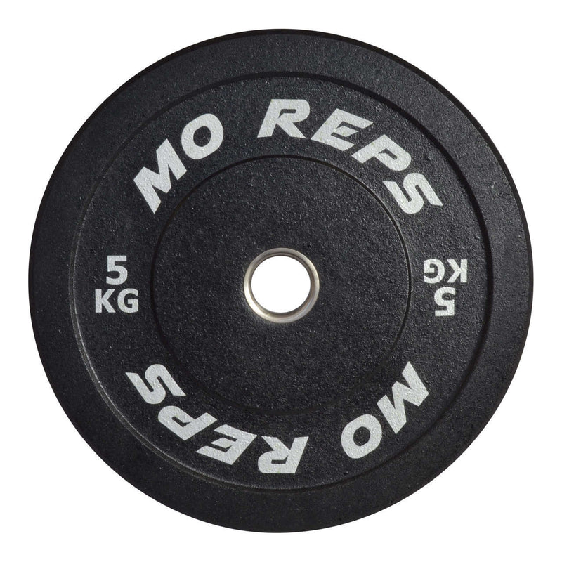 100Kg Bumper Plate & Barbell Package