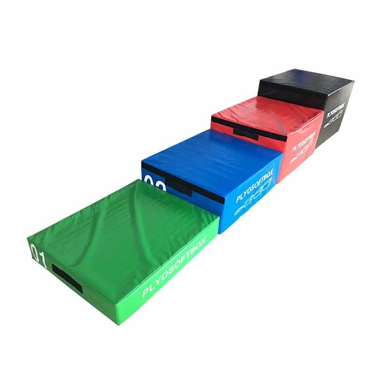 Soft Plyometric Box Set