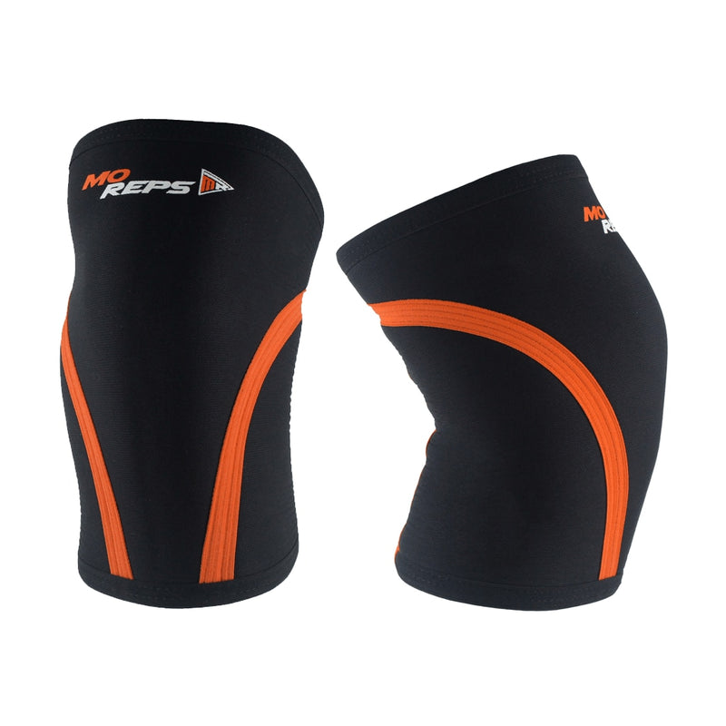 MO REPS® Knee Sleeves (Pair) - 7mm - MO REPS® Fitness Store