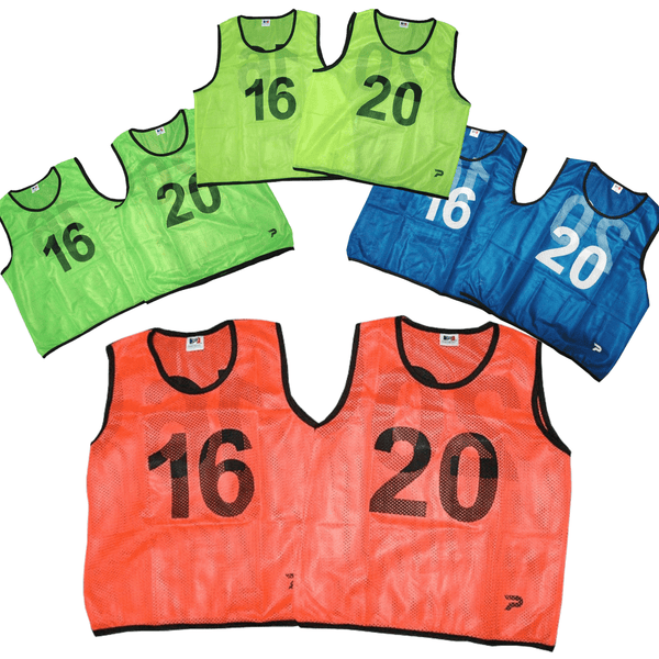 Mesh Training Singlet Set - Numbers 16-20