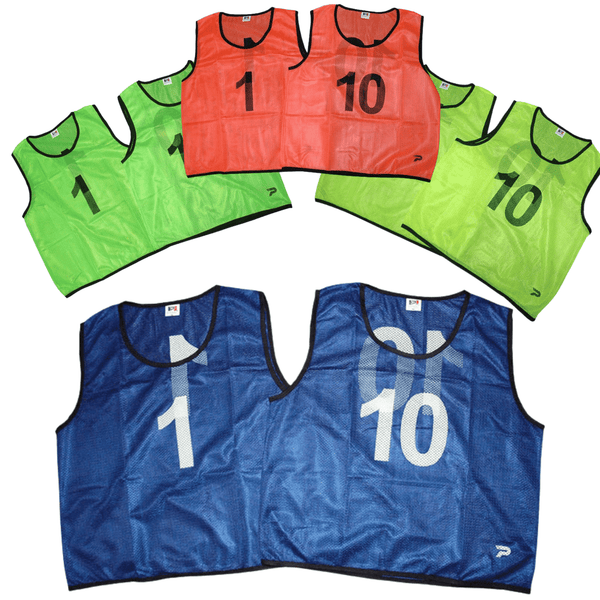 Mesh Training Singlet Set of 10