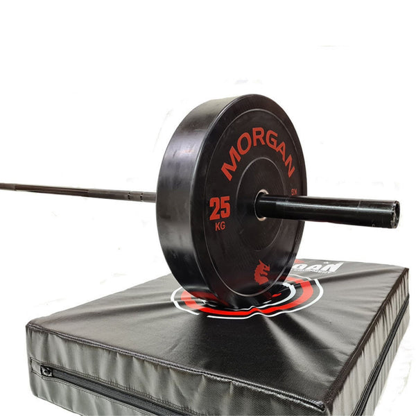 Morgan Weightlifting Drop Mats - Gym Noise Absorption Pads