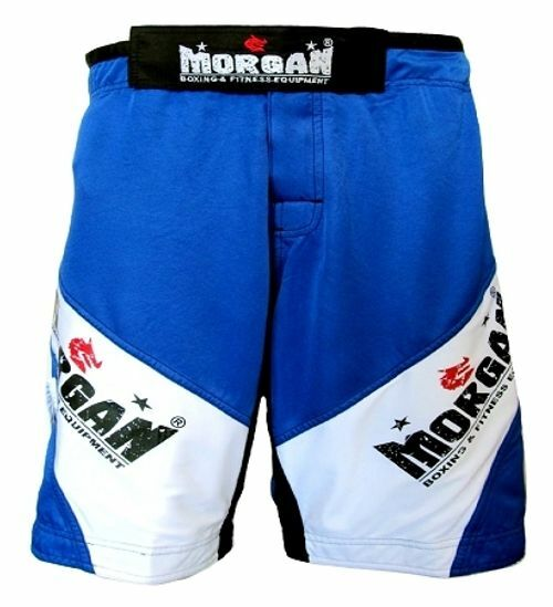 Morgan Competition MMA Shorts - MO REPS® Fitness Store
