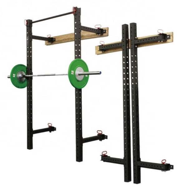 Wall Mounted Half Rack - MO REPS® Fitness Store