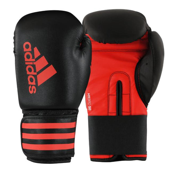 Adidas Hybrid 50 Boxing Gloves - 12oz-MO REPS® Fitness Store