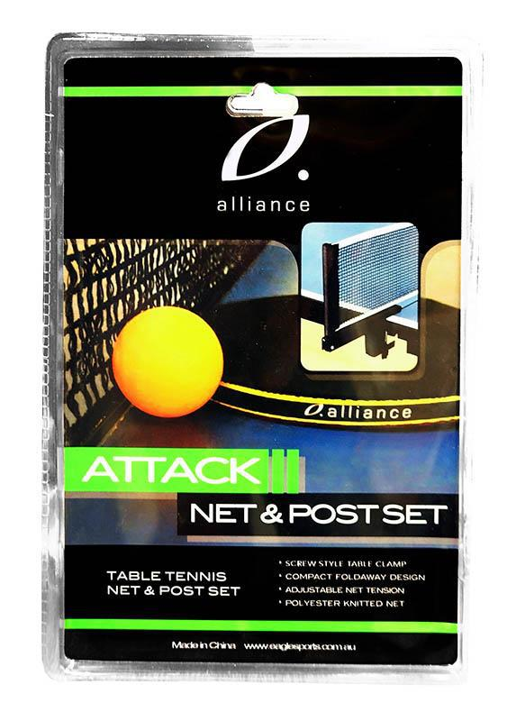 Alliance Attack Net And Post Set-MO REPS® Fitness Store