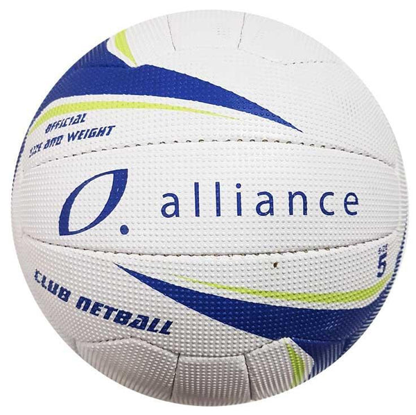 Alliance Club 1 Netball-MO REPS® Fitness Store