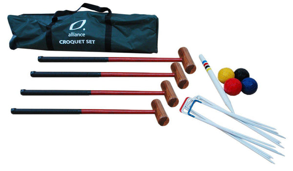 Alliance Deluxe Croquet Set-MO REPS® Fitness Store