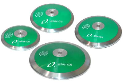 Alliance Discus - Synthetic-MO REPS® Fitness Store