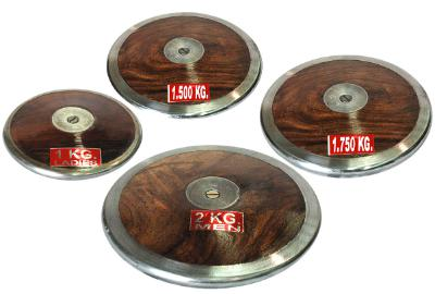 Alliance Discus - Wooden-MO REPS® Fitness Store