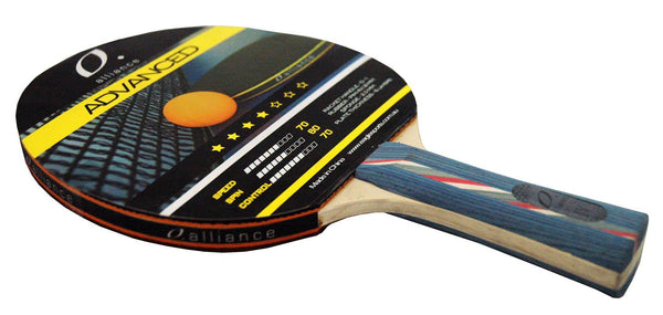 Alliance Eclipse 4 Star Table Tennis Bat-MO REPS® Fitness Store