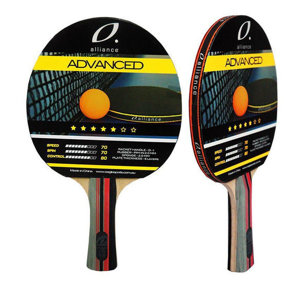 Alliance Eclipse 5 Star Table Tennis Bat-MO REPS® Fitness Store