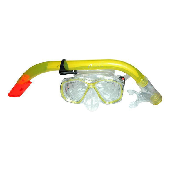 Alliance Mask And Snorkel Set Silitex-Junior-MO REPS® Fitness Store