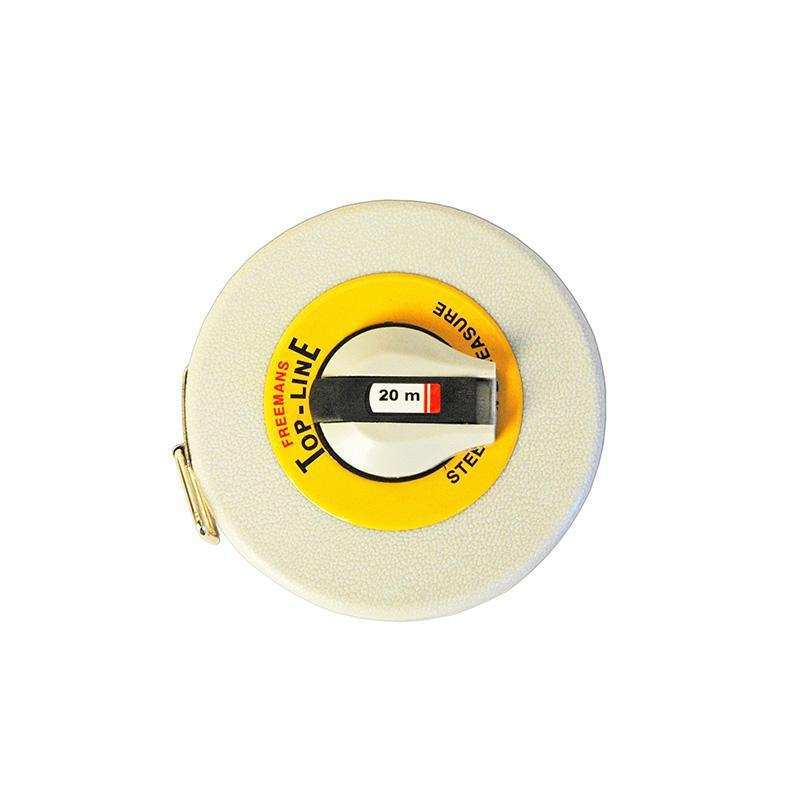 Alliance Measuring Tape Steel Closed-20M-MO REPS® Fitness Store