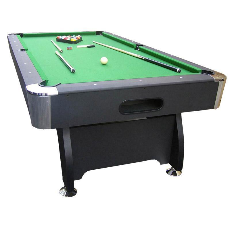 Alliance Pool Table 8Ft - Green-MO REPS® Fitness Store
