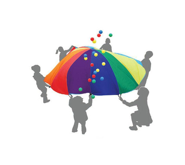Alliance Rainbow Parachute-MO REPS® Fitness Store