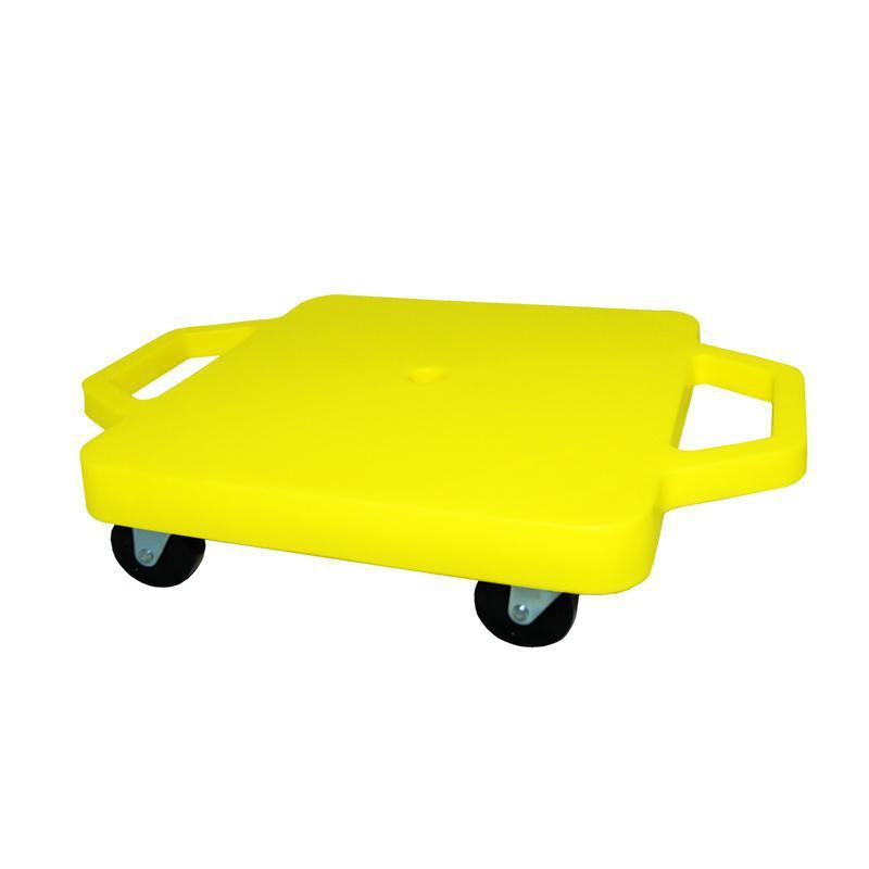 Alliance Scooter Board Large-Yellow-MO REPS® Fitness Store