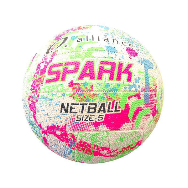 Alliance Spark 2 Netball - Size 5-MO REPS® Fitness Store