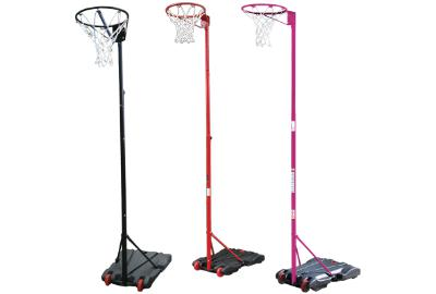 Alliance Water Base Netball Stand - Deluxe-MO REPS® Fitness Store