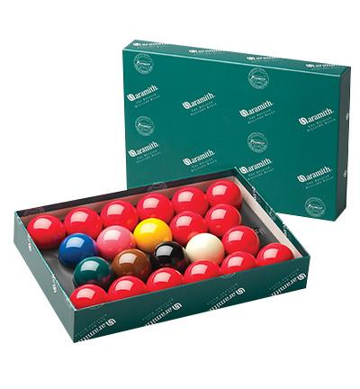 "Aramith Premier Snooker Ball Set-2 1/16""-MO REPS® Fitness Store"