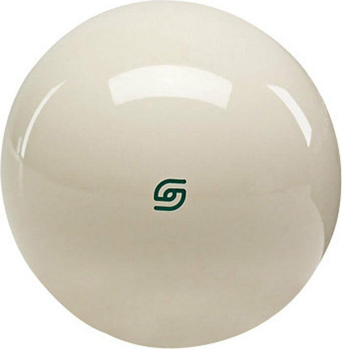 Aramith White Cue Ball Duramith 2 1/4″ Magnetic-MO REPS® Fitness Store