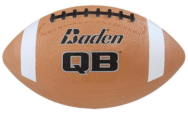 Baden American Football QB Moulded Rubber Game Ball-MO REPS® Fitness Store