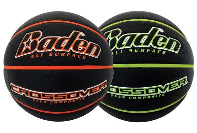 Baden Basketball Crossover - Size 7 - Neon Colours-MO REPS® Fitness Store