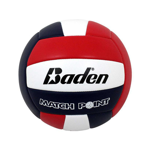 Baden Matchpoint Volleyball-RedWhiteNavy-MO REPS® Fitness Store