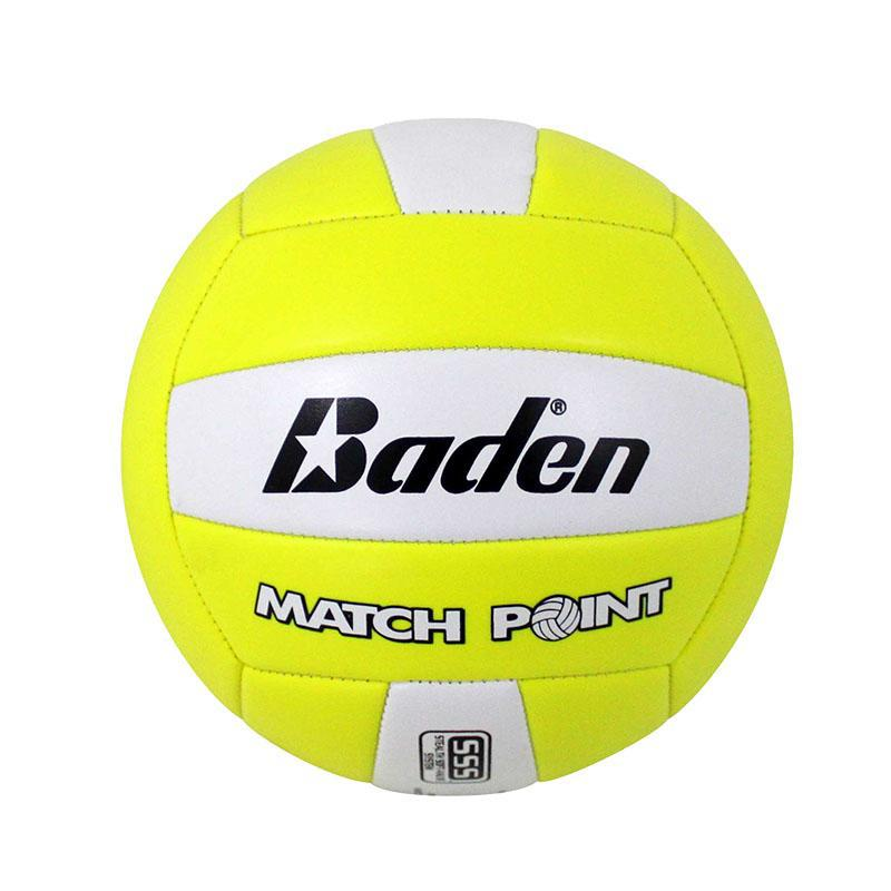 Baden Matchpoint Volleyball-YellowWhite-MO REPS® Fitness Store
