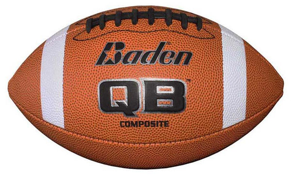 Baden QB Composite American Football Game Ball - Official-MO REPS® Fitness Store