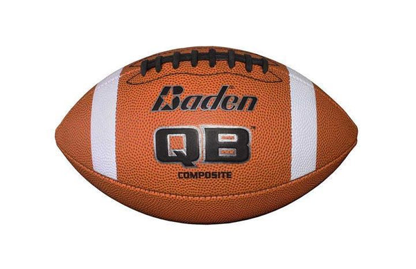 Baden QB Composite American Football Game Ball - Peewee-MO REPS® Fitness Store