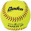 "Baden Safety Softball 12"" Yellow-MO REPS® Fitness Store"