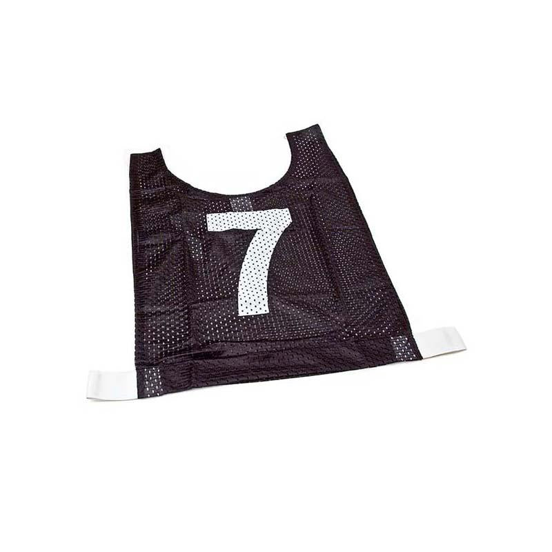 Basketball Mesh Training Bib - Set of 10-Junior-Black-MO REPS® Fitness Store