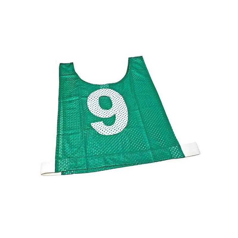 Basketball Mesh Training Bib - Set of 10-Junior-Green-MO REPS® Fitness Store
