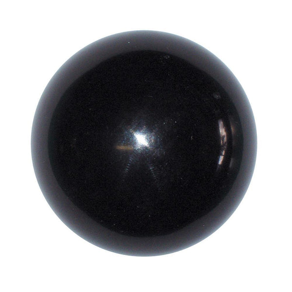 Black Billiard Ball (No Number)-MO REPS® Fitness Store
