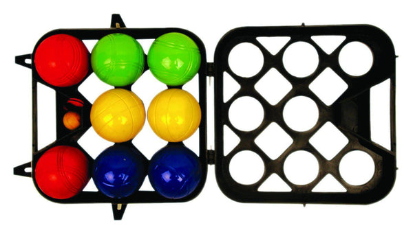 Boule Set Coloured Metal - In Case-MO REPS® Fitness Store