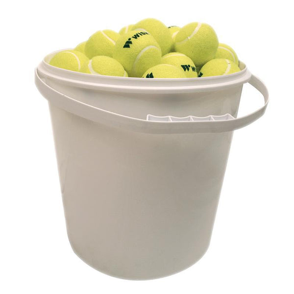 Bucket Of Tennis Balls (72 Balls)-MO REPS® Fitness Store