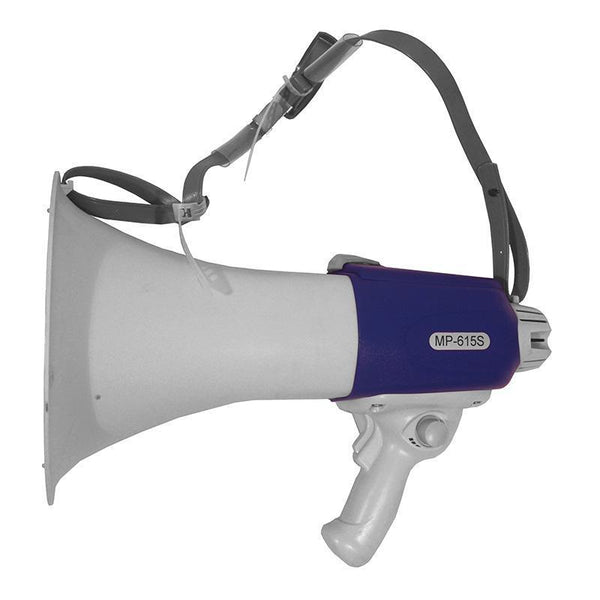 Carol Megaphone 615 Hand Held With Siren-MO REPS® Fitness Store