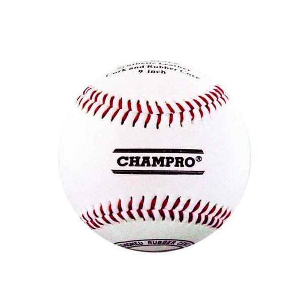 "Champro Baseball 9"" - Synthetic Leather-MO REPS® Fitness Store"