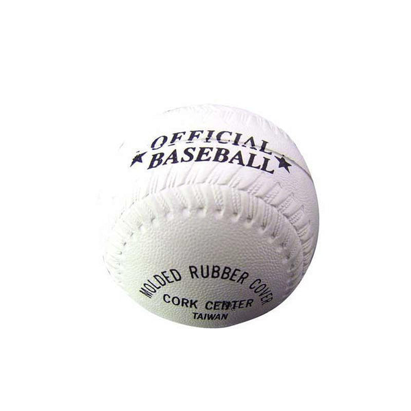 "Champro Rubber T-Ball 9"" - Cork Centre-MO REPS® Fitness Store"