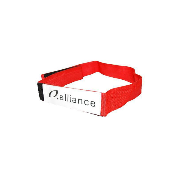Colour Band Velcro 50mm-Red-MO REPS® Fitness Store
