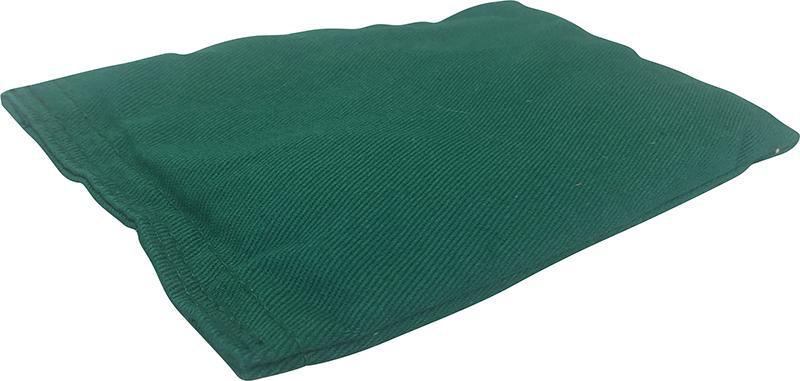 Cotton Bean Bag 10cm X 15cm-Green-MO REPS® Fitness Store