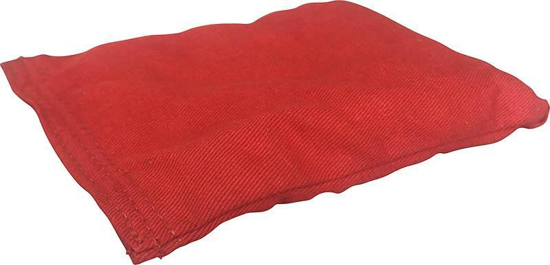 Cotton Bean Bag 10cm X 15cm-Red-MO REPS® Fitness Store