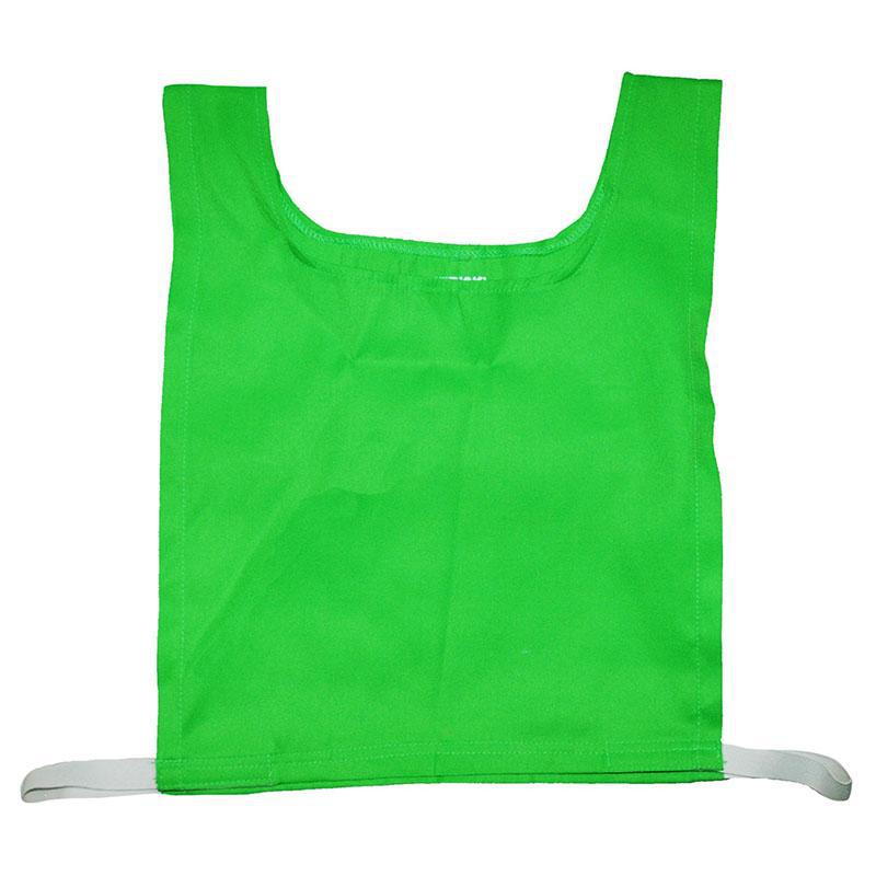 Cotton Training Bib-Small-FluoroGreen-MO REPS® Fitness Store