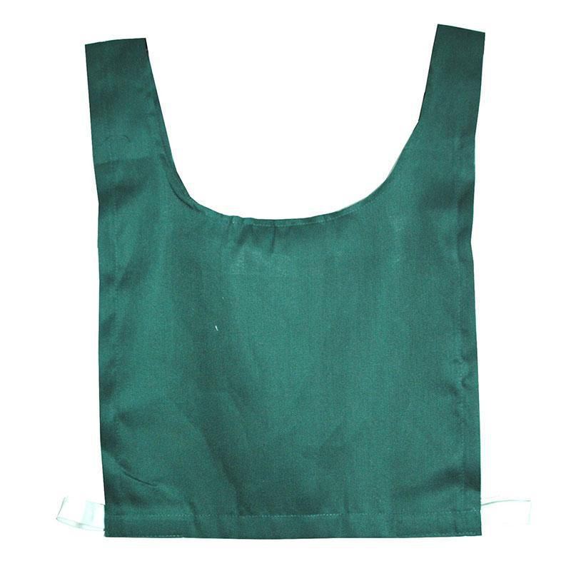 Cotton Training Bib-Small-Green-MO REPS® Fitness Store