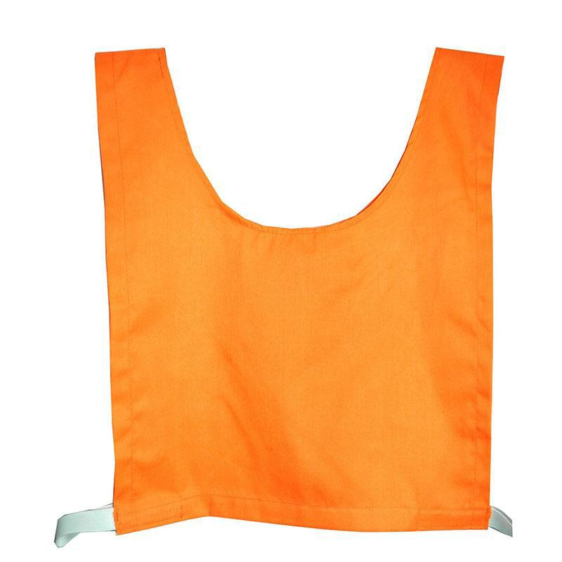 Cotton Training Bib-Small-Orange-MO REPS® Fitness Store