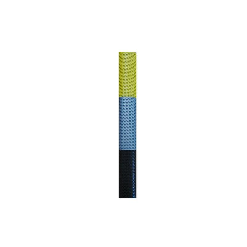 Cricket Bat Grips - Scale-BlackSilverYellow-MO REPS® Fitness Store