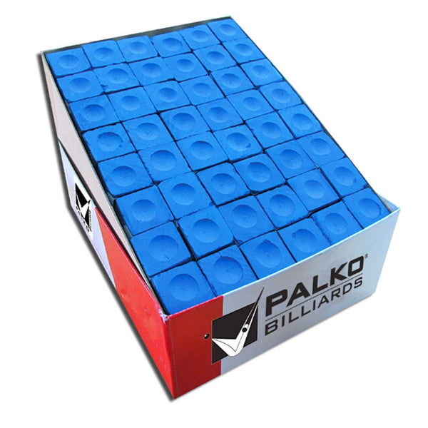 Cue Chalk Palko 144 Cube Pack-Blue-MO REPS® Fitness Store