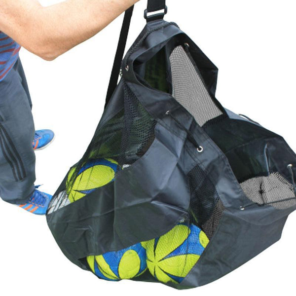 Diamond Jumbo Ball Carry Sack (Holds 20)-MO REPS® Fitness Store